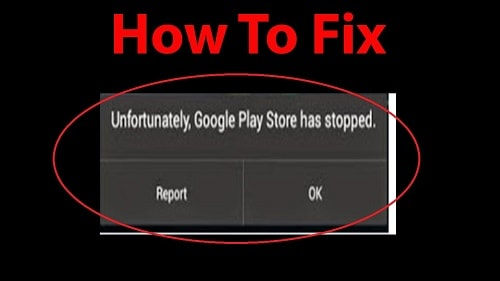 how to fix play store not working
